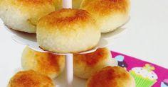 Unsuz, yağsız ve şekersiz kurabiye (hindistan cevizli)