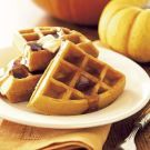Try the Pumpkin Pie Waffles Recipe on williams-sonoma.com
