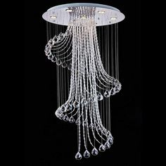 74 Modern Chandelier For High Ceiling - Kronleuchter