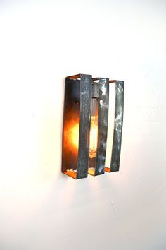 LOFT Lighting - V16 Wine Barrel Ring Wall Sconce - 100% Recycled