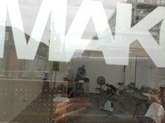 Cyborg Camp YVR at MAKE with DJ @Andrew Jackson