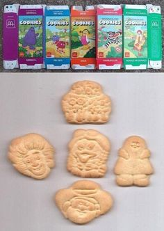 food All while munching on these tasty boxes of McDonalds cookies. 22 Forgotten Fast Food Restaurant Things That Havent Crossed Your Mind In Years But Will Give You Intense Flashbacks