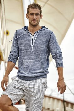Laid back never looked so stand up. Shop Tommy Bahama for put together, casual ensembles your guy will love! | Tommy Bahama | Galleria Dallas | Men's Fashion | Spring Style | Menswear