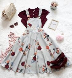 30 Trendy Summer Outfits Ideas for Teen Girls to Try Cute Casual Outfits, Pretty Outfits, Pretty Dresses, Stylish Outfits, Beautiful Dresses, Stylish Dresses, Teen Fashion Outfits, Mode Outfits, Girl Outfits