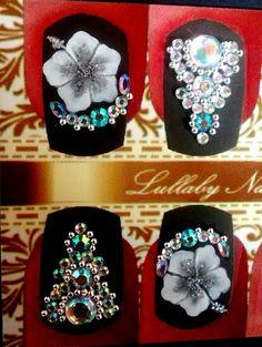 Anita, Nail Nail, Rhinestones, Beauty, Nails Inspiration, Nail Jewels, Luxury Jewelry, Jewelry Ideas, Work Nails