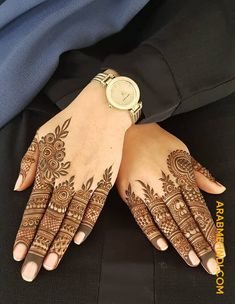 50 Sargodha Mehndi Design (Henna Design) - October 2019
