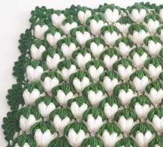 Three Dimensional Strawberry Field Fiber Model Making Crochet Girls Dress Pattern, Crochet Doily Patterns, Crochet Doilies, Crochet Stitches, Easy Knitting, Knitting Needles, Sewing Circles, Crochet Bookmarks, Unicorn Crafts