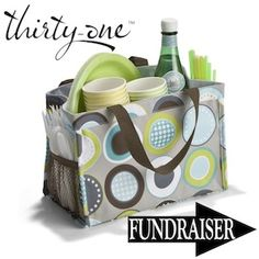 YOUR Thirty-One Fundraiser... click to learn more about how to raise funds for the charity or non-profit you're passionate about...
