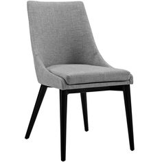 Shop a great selection of Modway Viscount Mid-Century Modern Upholstered Fabric Kitchen Dining Room Chair Granite. Find new offer and Similar products for Modway Viscount Mid-Century Modern Upholstered Fabric Kitchen Dining Room Chair Granite. Fabric Dining Chairs, Chair Fabric, Upholstered Dining Chairs, Dining Chair Set, Chair Upholstery, Dining Nook, Chair Pads, Sofa Chair, Dining Tables