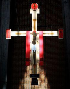 Będą się modlić za Jerzego Nowosielskiego -News + Dominikanie Images Of Christ, Sacred Art, Religious Art, Ikon, Contemporary, Modern, Baroque, Christianity, Door Handles