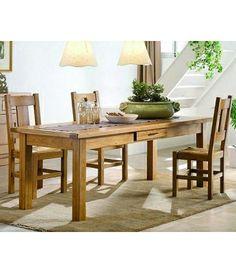 Conarte Camargue Thick Top Dining Table (220cm)