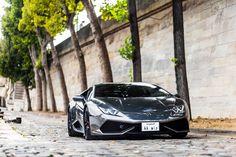 automotivated:   Dark Chrome by Kevin Van Campenhout    Via Flickr:  Paris   -  Lamborghini Huracan    You can also like me on  :   - Facebook :   www.facebook.com/kevinvanc.photography    - Instagram      instagram.com/k.vanc/
