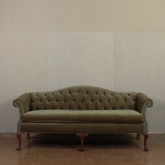 Edie Sofa / Loot Vintage Rentals - for upstairs of Brazos Hall