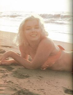 Marilyn Monroe by George Barris, Santa Monica, 1962 <3