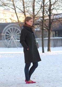 Outfitpost: Mein neuer Wollmantel von Boden   Lady Blog