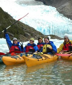 Patagonia Sea Kayaking, 3 Days - Detour
