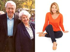Katie Couric on caring for elderly parents - read her touching story