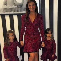 Resultado de imagen para tal mae tal filha vestido de festa