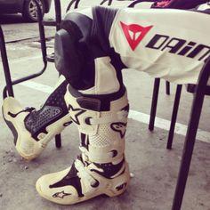 Moto Wear, Mx Boots, Biker Gear, Motocross, Motorbikes, Sneakers, Leather, Bikers, Glove