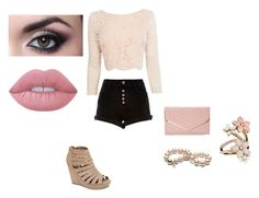 """""""Untitled #30"""" by nathalye-1 on Polyvore featuring River Island, Coast, Madden Girl, Lime Crime, Sasha and Accessorize"""