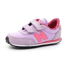 - New Balance 410 lilla