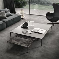 The Tray coffee table, by Rimadesio. Available exclusively from Pure Interiors. #Rimadesio #coffeetable #traycoffeetable