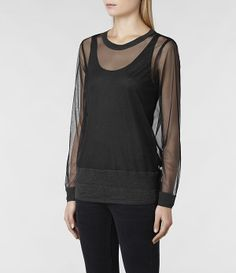 AllSaints Merillion Sweater