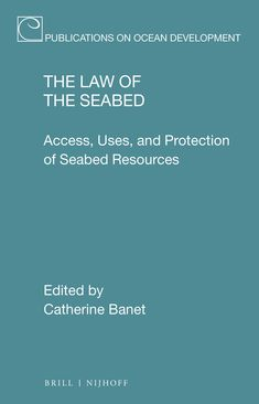 The law of the seabed. Law