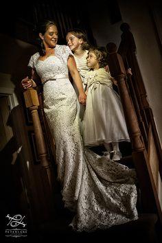 Greek wedding photographer | London Wedding Photographers | Wedding photography by Peter Lane - creative group shot