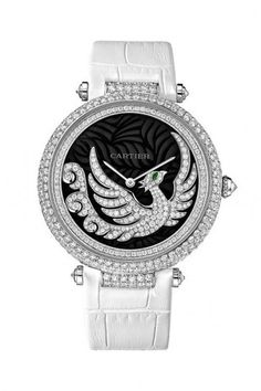 Diamanti per il Cartier Phoenix da donna
