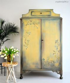 We are so blast this summer with sunshine and beautiful weather I just had to do a yellow dresser🌞🌞 My favorite mix of yellow Arles/… makeover Yellow Yellow Painted Furniture, Chalk Paint Furniture, Distressed Furniture, Rustic Furniture, Industrial Furniture, Painted Dressers, Outdoor Furniture, Modern Furniture, Yellow Chalk Paint