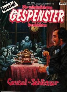 Gespenster Geschichten Spezial #14 - Grusel-Schlösser