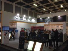 IFA 2013 - Creative booth