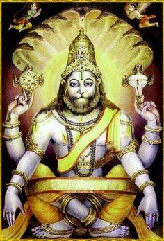 Lord Narsinmha ~ HiNDU GOD