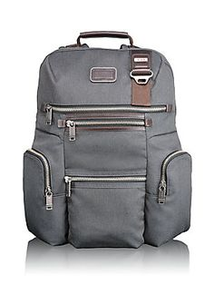 Tumi Alpha Bravo Knox Backpack.... I  can dream can't I?