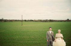 Winter Wedding In Ireland