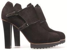 Tod's, A/I 2012-2013, le scarpe
