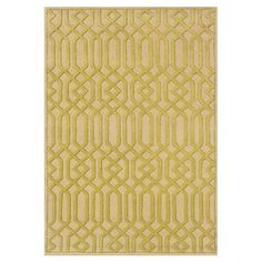 Ventura Rug in Beige and Gold