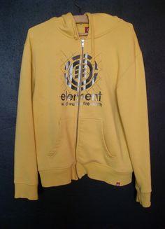 Kupuj mé předměty na #vinted http://www.vinted.cz/muzi/s-kapuci/9600173-mikina-s-kapuci-na-zip-element-m-zluta