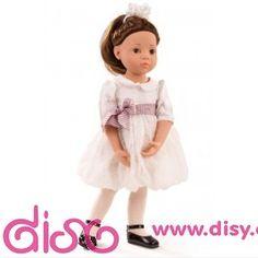 #muñecasgotz #muñecasdisy Muñecas de colección Gotz - Laura 50cm. Muñeca de edición limitada y numerada.