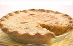 Watch Martha Stewart demonstrate how to make shaker lemon pie on #MarthaBakes