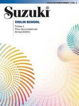 Black Friday Suzuki Violin School Piano Accompaniments - Volume 1 - Revised from Alfred