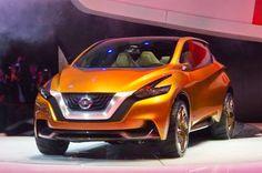 2016 Nissan Murano Redesign   Autocar technology