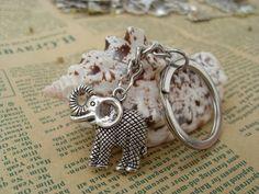 https://www.etsy.com/listing/191298863/elephant-keychain-animal-key-ring-with