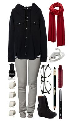 """""""#515"""" by actuallyakitten ❤ liked on Polyvore featuring Peoples Market, Marni, Jeffrey Campbell, SELECTED, INDIE HAIR, Sisley, tarte, Bobbi Brown Cosmetics, Deborah Lippmann and Maison Margiela"""