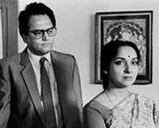 Agantuk (The Stranger): A film by Satyajit Ray Satyajit Ray, Cinema Cinema, Film, Fictional Characters, Movie, Film Stock, Cinema, Fantasy Characters, Films
