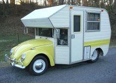 punch buggy camper!!