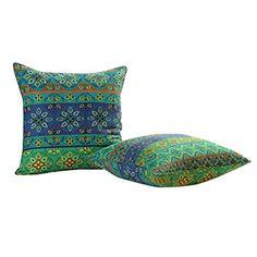 Yuga Home Décor Jade Ivy Cushion Cover 24 X 24 Inches Pri... https://www.amazon.co.uk/dp/B016WILW28/ref=cm_sw_r_pi_dp_AY.GxbAPMK0H5