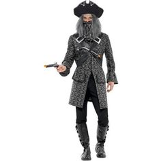 Costume homme pirate terreur des mers