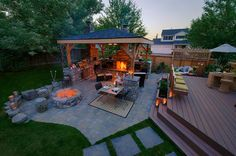 McAravey Property - Contemporary - portland - by Paradise Restored Landscaping & Exterior Design